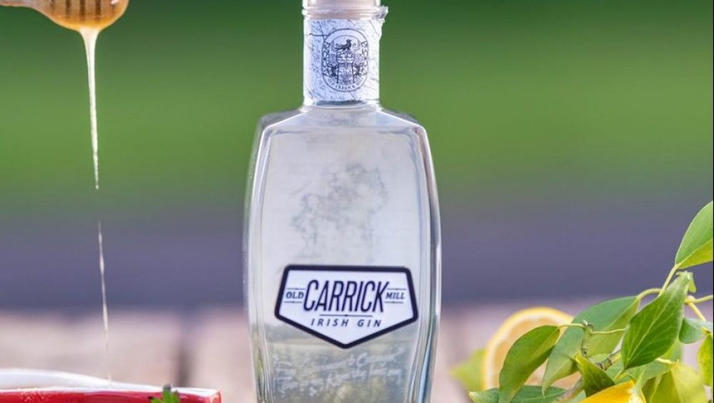 Old Carrick Mill Honey Dew Gin