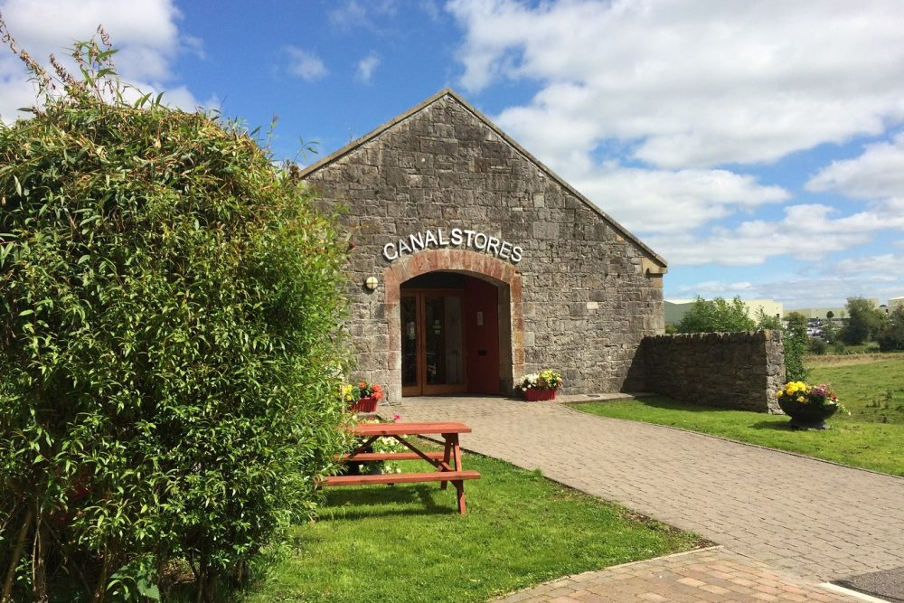 Ulster Canal Stores Visitor Centre - websize
